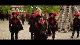 Matthew Macfadyen as Athos - The Three Musketeers, 2011