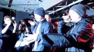 Malik & Lin ( ex. Гамора )  live 2012