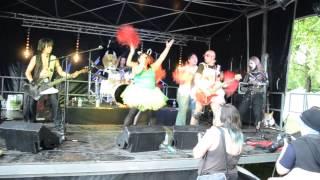 Rolling Muppets - Kaleene présidente - SYLAK open air festival 08/08/2014