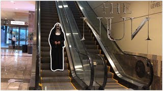 I DRESSED UP AS THE NUN TO GO SEE 'THE NUN' | David Perry