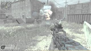 Call of Duty 4: Modern Warfare slow motion
