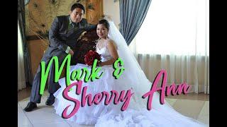 Beautiful in White (Mark & Sherry Ann Wedding)