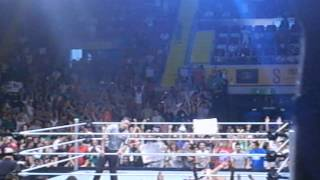 WWE Sevilla 2012 - Final CM Punk vs Daniel Bryan