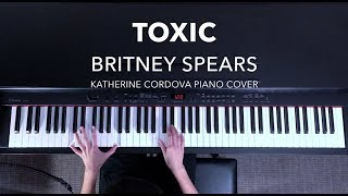 Britney Spears - Toxic (HQ piano cover)