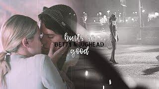 betty and jughead | hurts so good (2x08)
