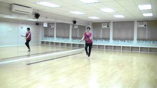 Twist And Shout by Stephen Rutter & Claire Rutter (Line Dance)