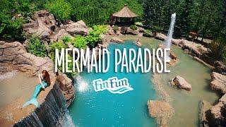Mermaid Paradise -  Fin Fun Mermaid Tails - Feat. Working with Lemons