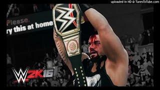 WWE 2K16 Soundtrack: Yelawolf - Till It's Gone (Dan Heath Remix) (HD) (Reuploaded)  + Lyrics
