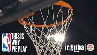 Jr. NBA Day at the 2017 Global Games London
