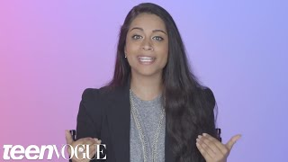 YouTube Star Lilly Singh Reads a Letter to Her 18-Year-Old Self | Teen Vogue
