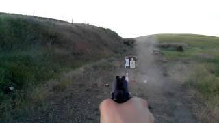 Shooting bersa thunder 45 uc