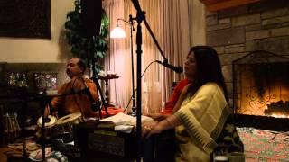 Iman Charaborty Live at Chicago  Dec 2013 -  Shokhi Bhavana Kahare