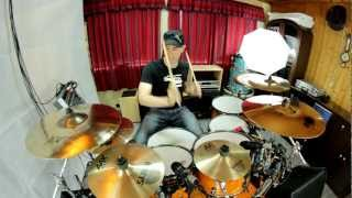 Drum Cover - Audioslave - Cochise