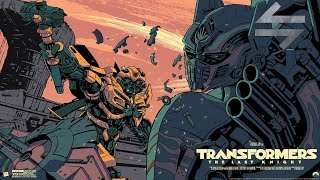 """Reversed Tracks """"Did You Forget Who I Am"""" Transformers TLK"""