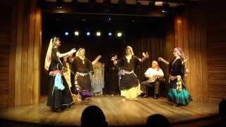 Dança Cigana Ghawazee