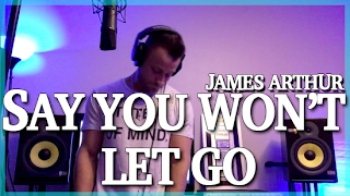 Say You Won't Let Go - James Arthur (Justin Tyler Piano Cover)
