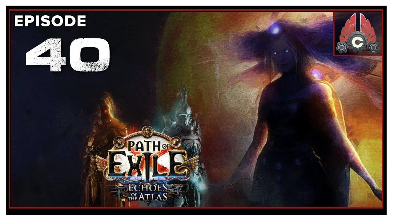 CohhCarnage - CohhCarnage Plays Path of Exile: Echoes of the Atlas (Ziz's Blade Blast Champion Build) - Episode 40