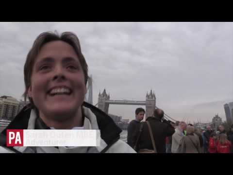 Sarah Outen Video