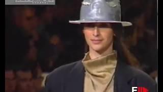 ISSEY MIYAKE Fall 1993 Paris - Fashion Channel