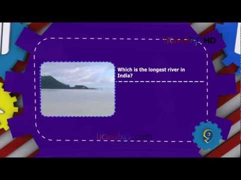 What's Your Travel IQ – Longest River in India