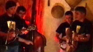 STONEBONES & BAD SPAGHETTI - Talvez um dia (live in Adufe bar)