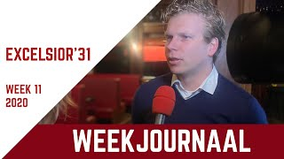 Screenshot van video Excelsior'31 weekjournaal - week 11 (2020)