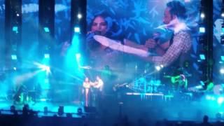 Se desintegra el amor Luciano Pereyra &Paty Cantú Auditorio Mex.30 de abril 2016
