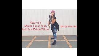 Sua Cara - Major Lazer feat. Anitta & Pabllo Vittar | Coreo Inspirada Cia Shake It
