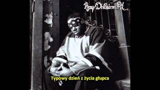 The Notorious B.I.G. - A Day In The Life Of A Fool (feat. Frank Sinatra) (napisy PL)