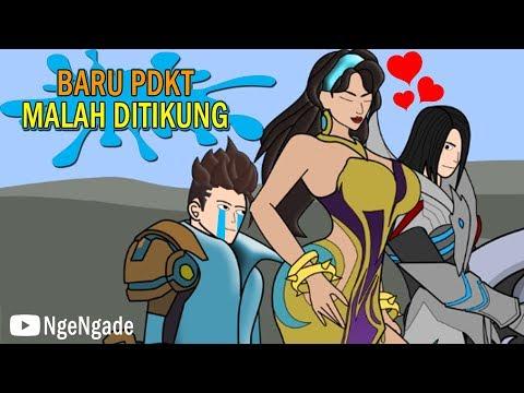 Download Video CLAUDE DI TIKUNG LEOMORD | Mobile Legend Animation