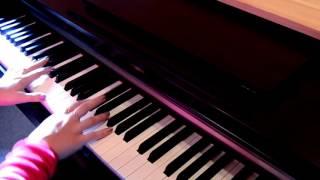 Serebro - Kiss (Piano version) (пианино версия)