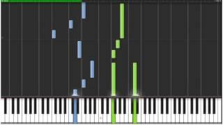 [Piano Tutorial] Inuyasha - Inuyasha and Kagome [Piano Tutorial]