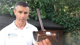 PRODUCT REVIEW: Mini Gutter for Sheds and Greenhouses | Gutter Supplies