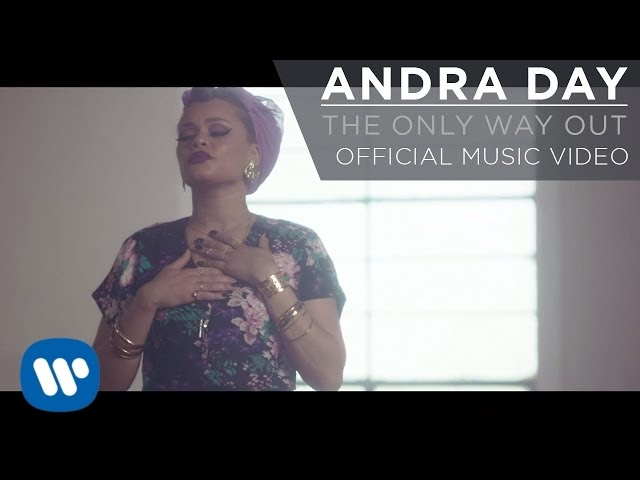 "Vídeo de ""The Only Way Out"" de Andra Day"