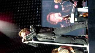 Bon Jovi - In these arms - Dublin - Lost Highway Tour 2008