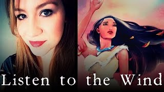 Listen To The Wind (The New World / Hayley Westenra) Cover by Jess