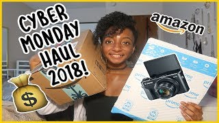 Amazon Cyber Monday Haul 2018 💰🤑💲 | Destiny Hadassah