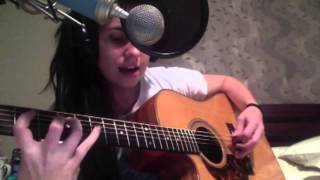 Marilyn Manson/The Eurythmics/Emily Browning - Sweet Dreams (Are Made of This) Acoustic Cover