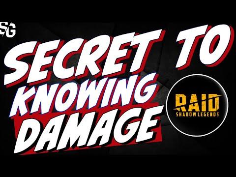 Be an expert. Raid lifehacks. - DAMAGE - Raid Shadow Legends