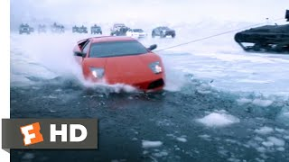 The Fate of the Furious (2017) - Roman Goes Swimming Scene (7/10) | Movieclips