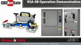 CBS ArcSafe® RSA-9B Operation Demonstration