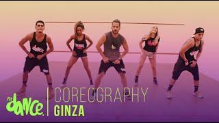Ginza - J. Balvin ft. Anitta - Coreografía | FitDance