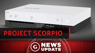 Xbox's Project Scorpio Dev Kit Shown Off In New Video - GS News Update