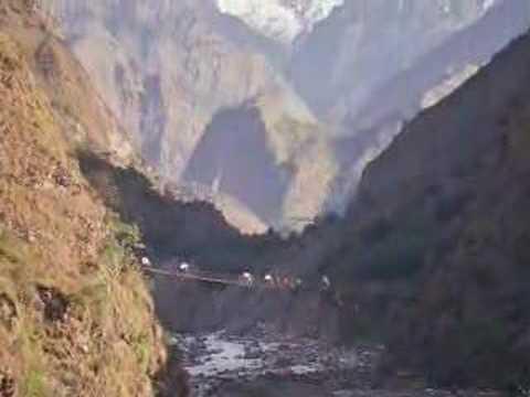 01/10 – Népal 2006 – Kali Gandaki et Thapa Peak