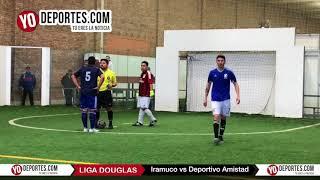 Iramuco vs. Deportivo Amistad Liga Douglas