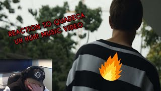 Reaction to Quadeca - Uh Huh! Music Video