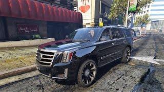 GTA 5 : Cadillac Escalade FBI ✪