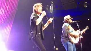 "Rolling Stones + Taj Mahal ""Six Days On The Road"" Chicago 28. 05. 2013"