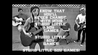 A+ DROPOUTS - BOY GAMES (LYRIC VIDEO)