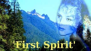 ♫ Native American Music - 'First Spirit' - Flute Guitar & Chant - Relaxing Meditation Chill Out